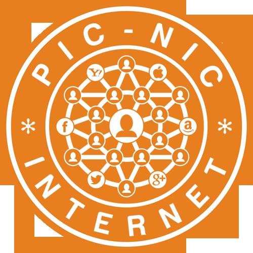 Logo de l'Agence Web PIC-NIC Internet